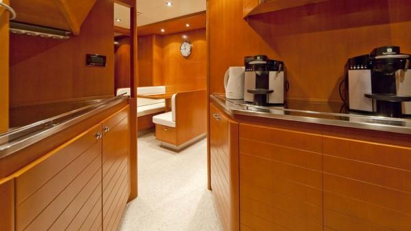 Моторная яхта Ariela
