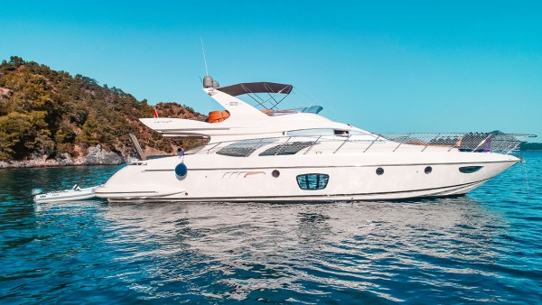 Azimut 62 Fly VIP Моторная яхта