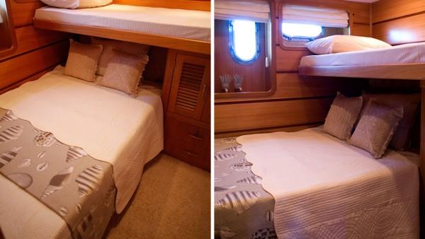 Моторная яхта Azmim