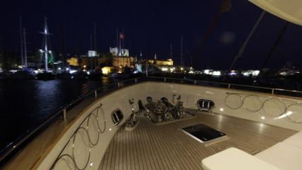 Моторная яхта Bandido