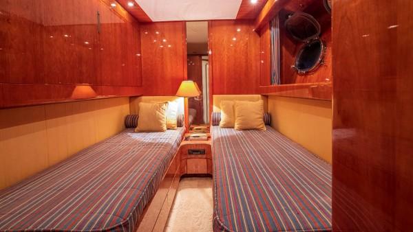 Моторная яхта Barbarossa Moratti