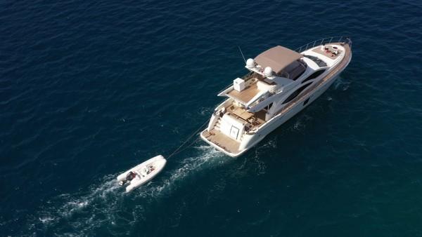 Моторная яхта Bormus 1