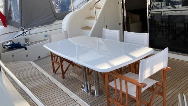 Моторная яхта Bormus 2