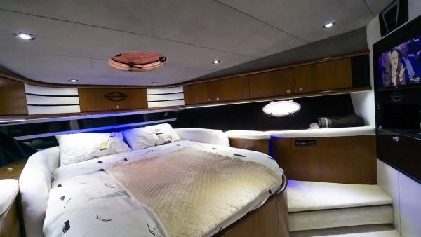 Моторная яхта Dream of Angel