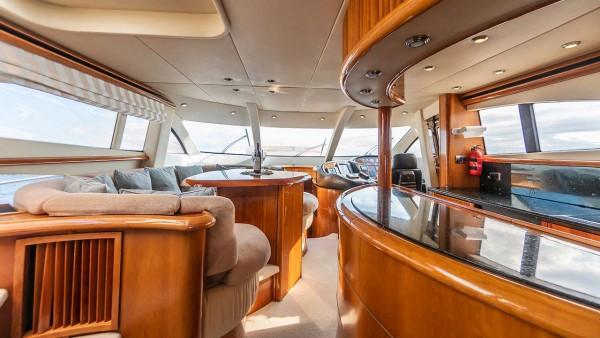 Моторная яхта Edition