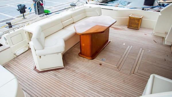 Моторная яхта El Paradiso