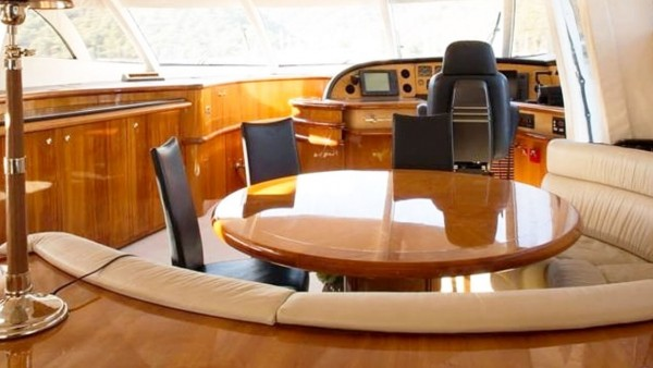 Моторная яхта Felicity