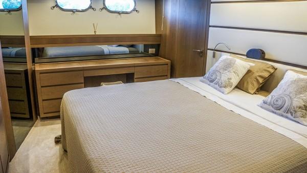 Моторная яхта Kuum