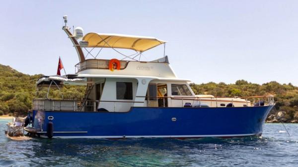 Maia Моторная яхта