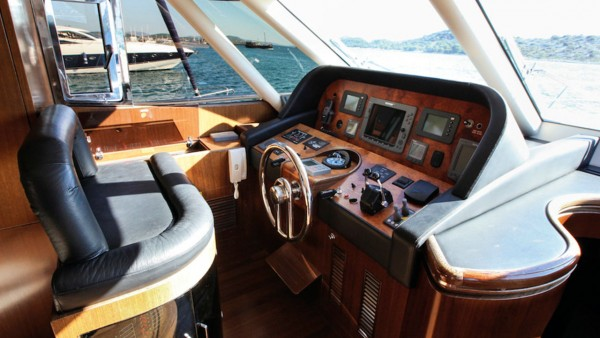 Моторная яхта Mira Mare