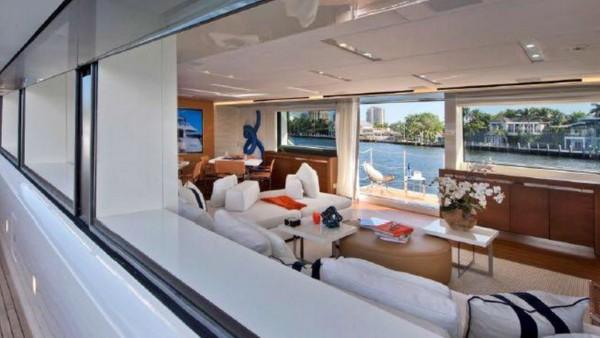 Моторная яхта Morning Star