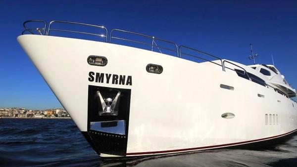 Моторная яхта MY Smyrna