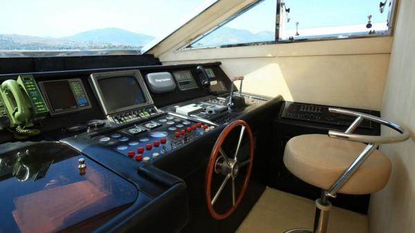 Моторная яхта Mystery I