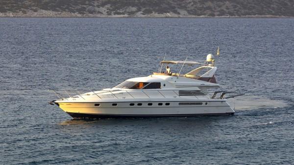 New Dawn Моторная яхта