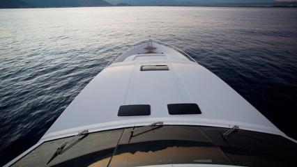 Моторная яхта Panfeliss
