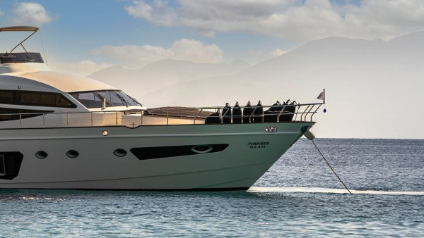 Моторная яхта Prenses Ela Ada