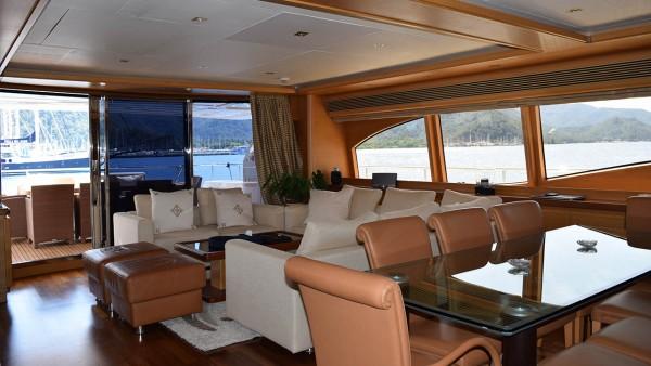 Моторная яхта Sea Lion II