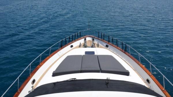 Моторная яхта Ser 1