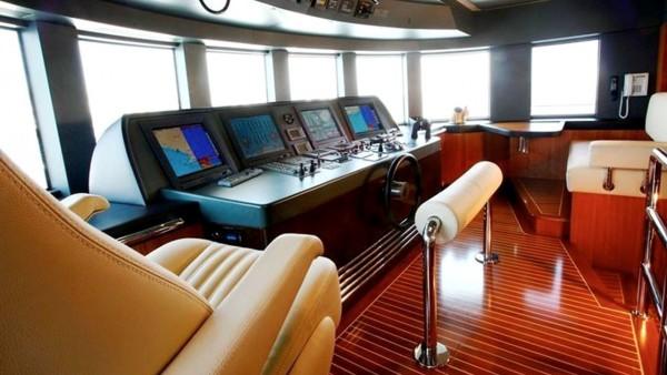 Моторная яхта Serenity II