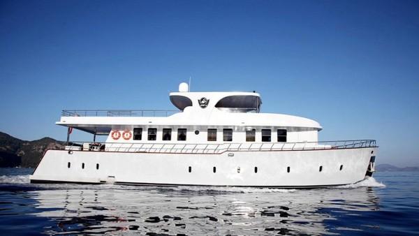Simay S Моторная яхта