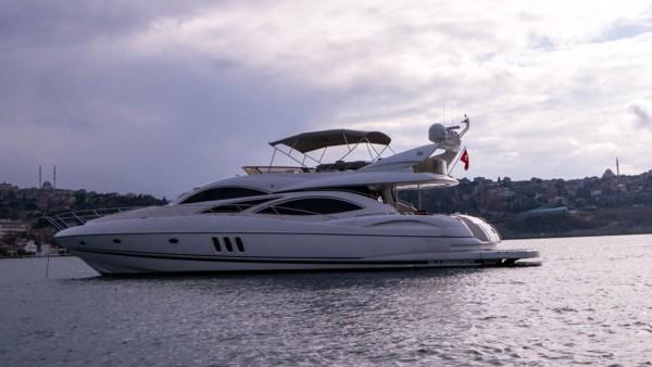 Torini Моторная яхта