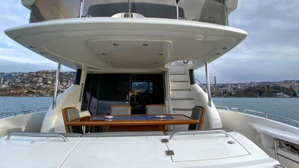 Моторная яхта Torini