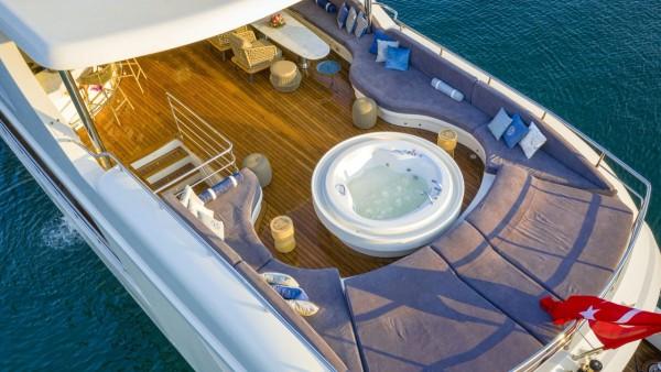 Моторная яхта Vetro