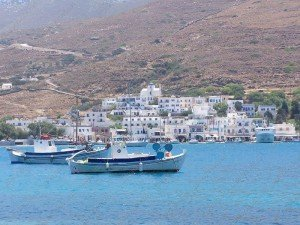 Остров Аморгос