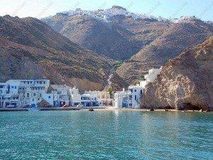 Остров Анафи