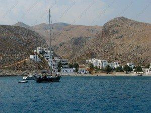 Остров Фолегандрос