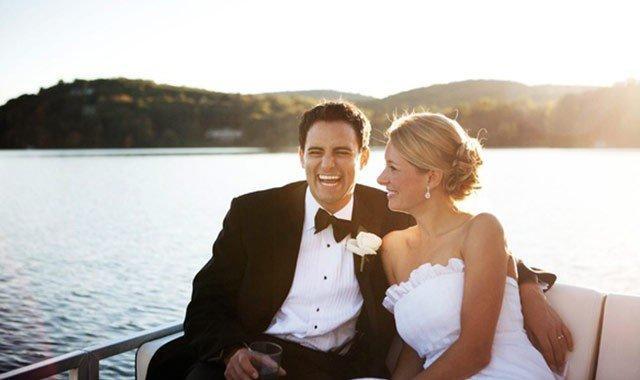 Свадьба и медовый месяц на яхте