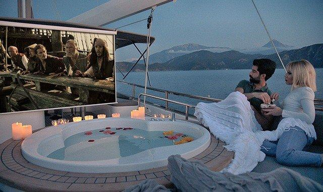 Развлечения на Яхтах