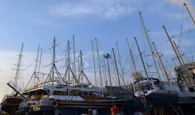 Ремонт и техническое обслуживание яхт